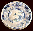 English delftware, ?London type; identifier pw163ad and 163ad