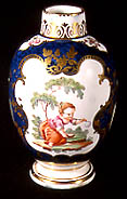 Worcester porcelain; identifier pw286a