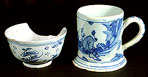 English delftware, London and London/Bristol types; identifier pw28d
