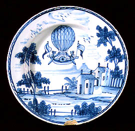 English delftware; identifier pw303
